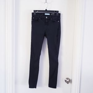 7 For All Mankind The Ankle Skinny Jeans Sz 26